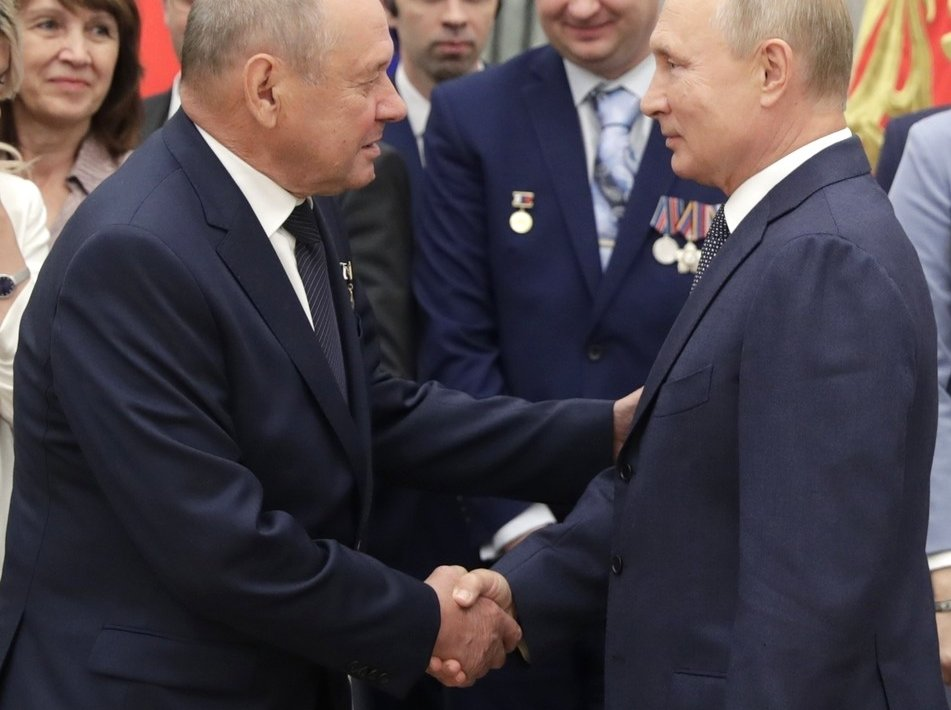 Year 2020 in Review: The Maturation of Russia's Autocracy