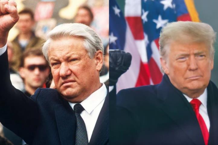 What Yeltsin's assault on the legislature can teach us about American democracy