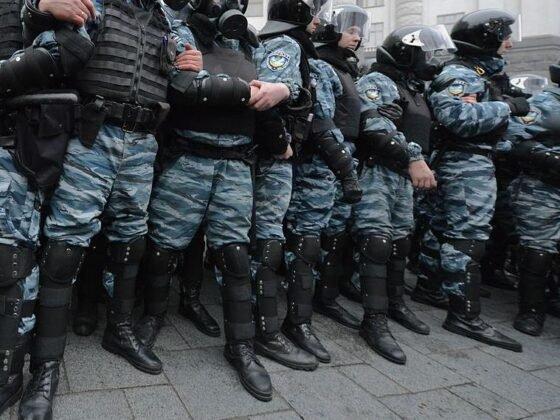 Kremlin turned carnivorous