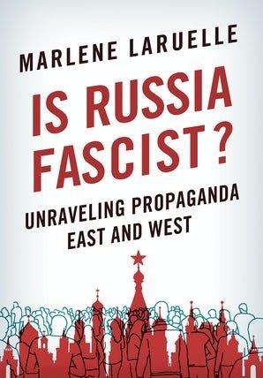 is-russia-fascist book cover